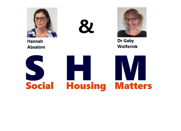 We believe Social Housing Matters: Join us!