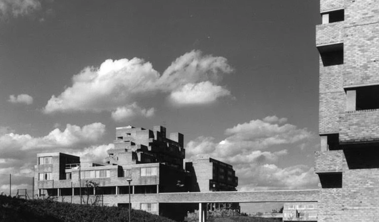 Pride and edifice: a pioneering architect's conflict