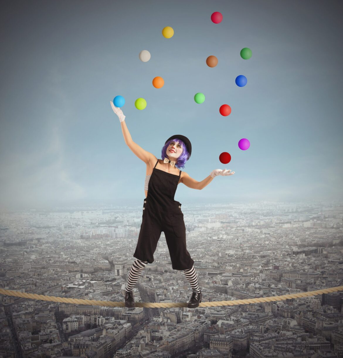 Tough decisions: juggling strategic choices